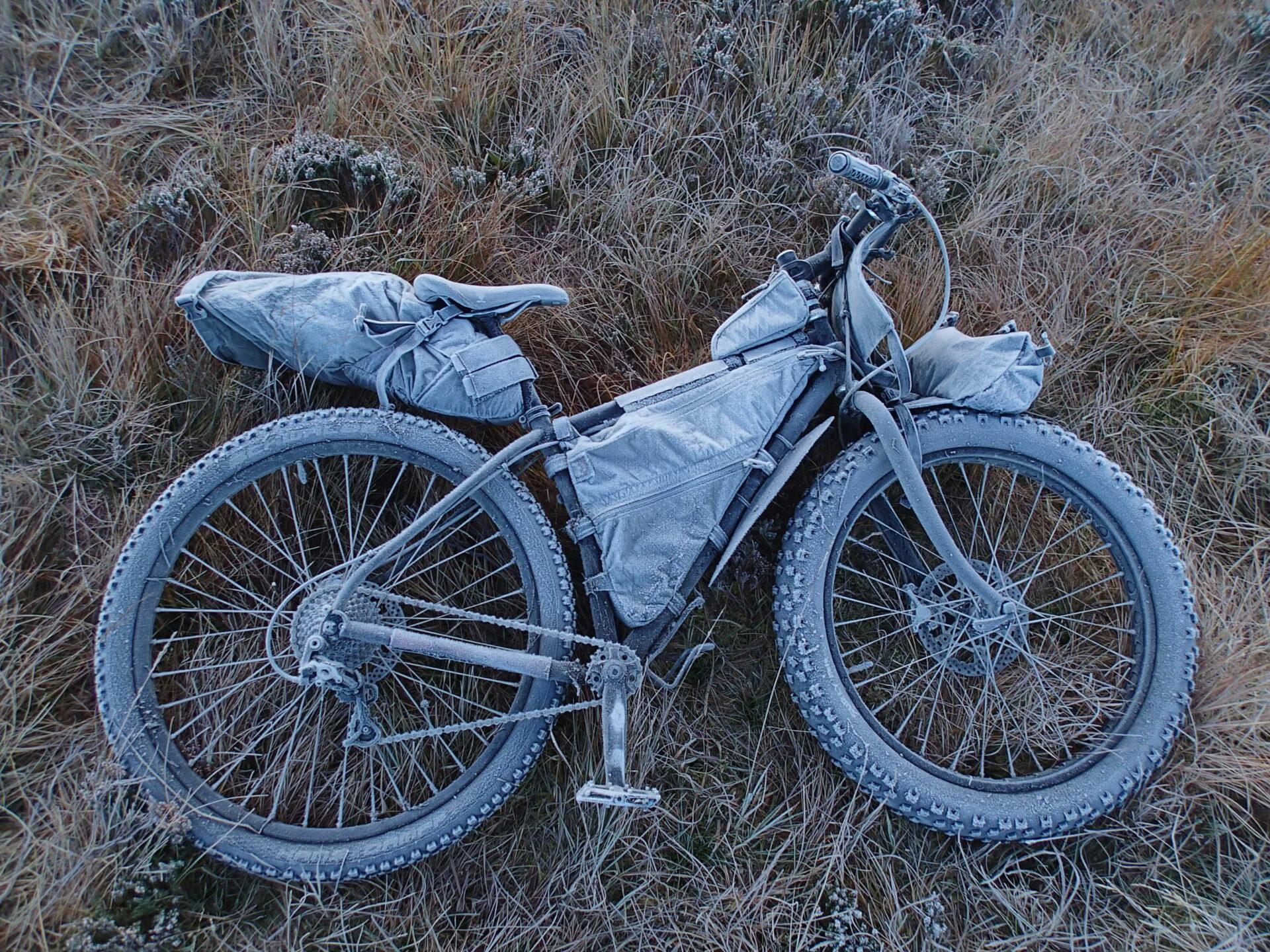 Revelate Designs Bikepacking gear