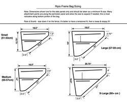 84649a2a6e6 Revelate Designs Ripio Frame Bags – Backcountry.Scot