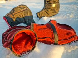 winter gear exped pogies 1