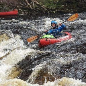 Packrafting courses