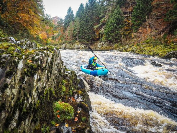 Packrafting Adventures