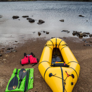 Packraft Hire