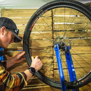 Wheel truing essentials