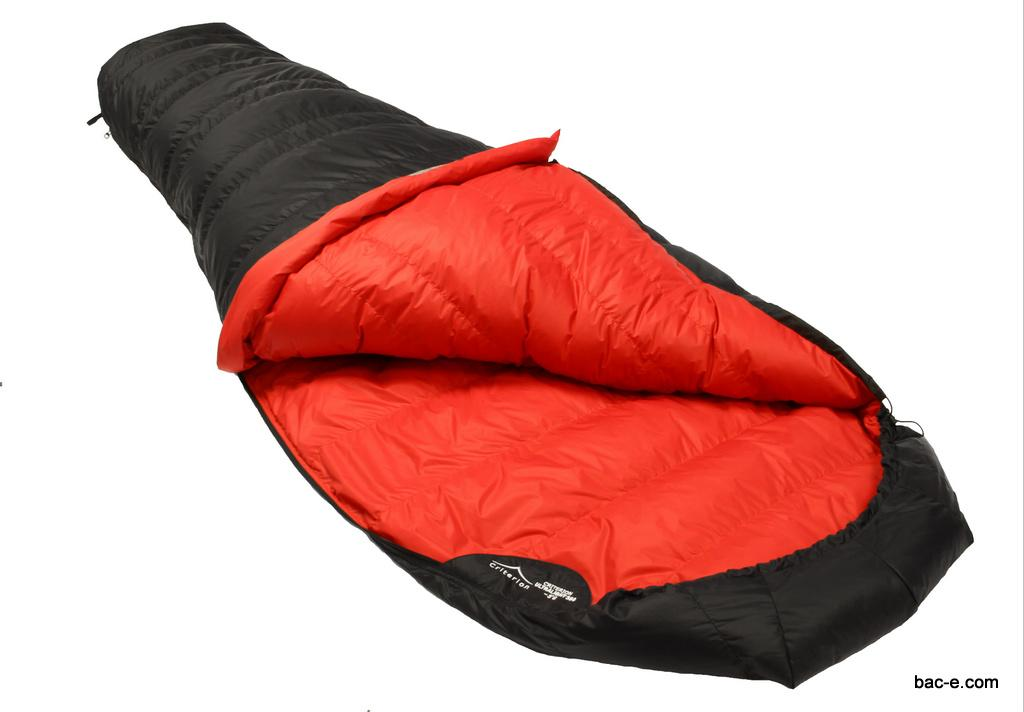 Criterion Down sleeping Bags Ultralight Series ...